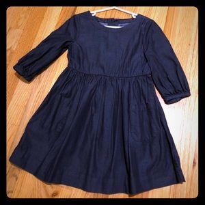 Polo Ralph Lauren Dark Denim Dress.